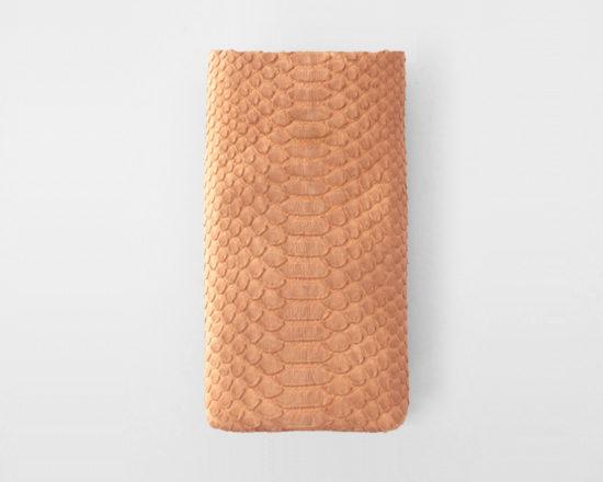 iPhone Tasche aus Schlangenleder
