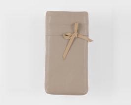 iPhone case mit schleife Leder