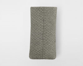 iPhone Case Salmon grey