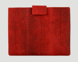 iPad Case Lachs Lapaporter red