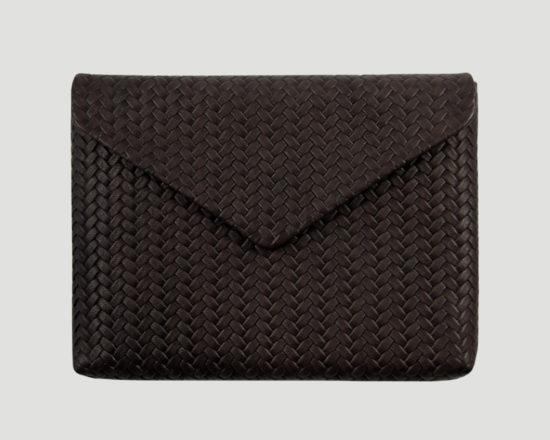 iPad Mini Case / Clutch geflochtenes Leder