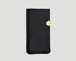 lapaporter iPhone 6s case leder schwarz