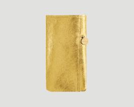 iPhone 7 Hülle Leder gold