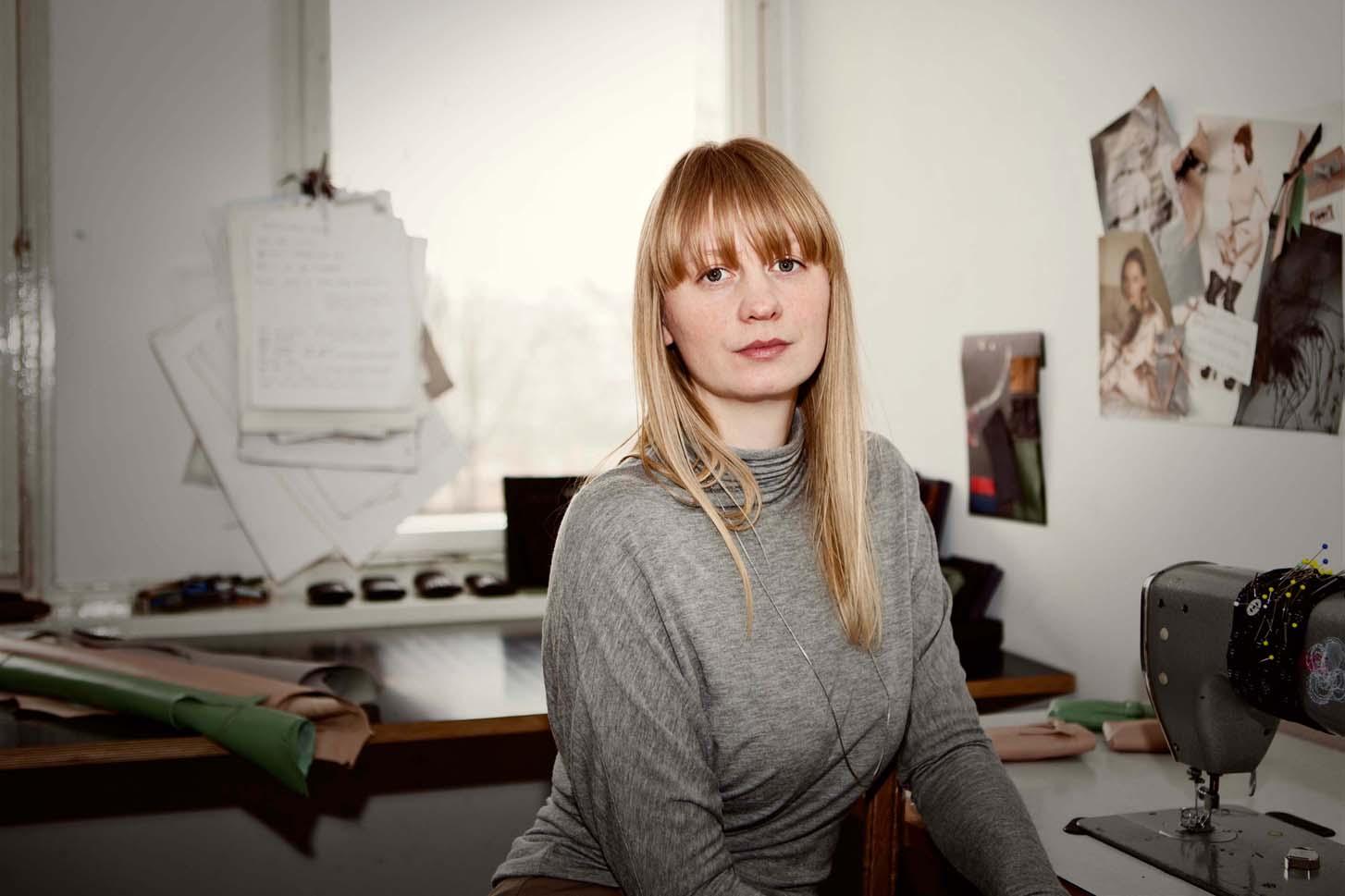 Ilka Brand Portrait