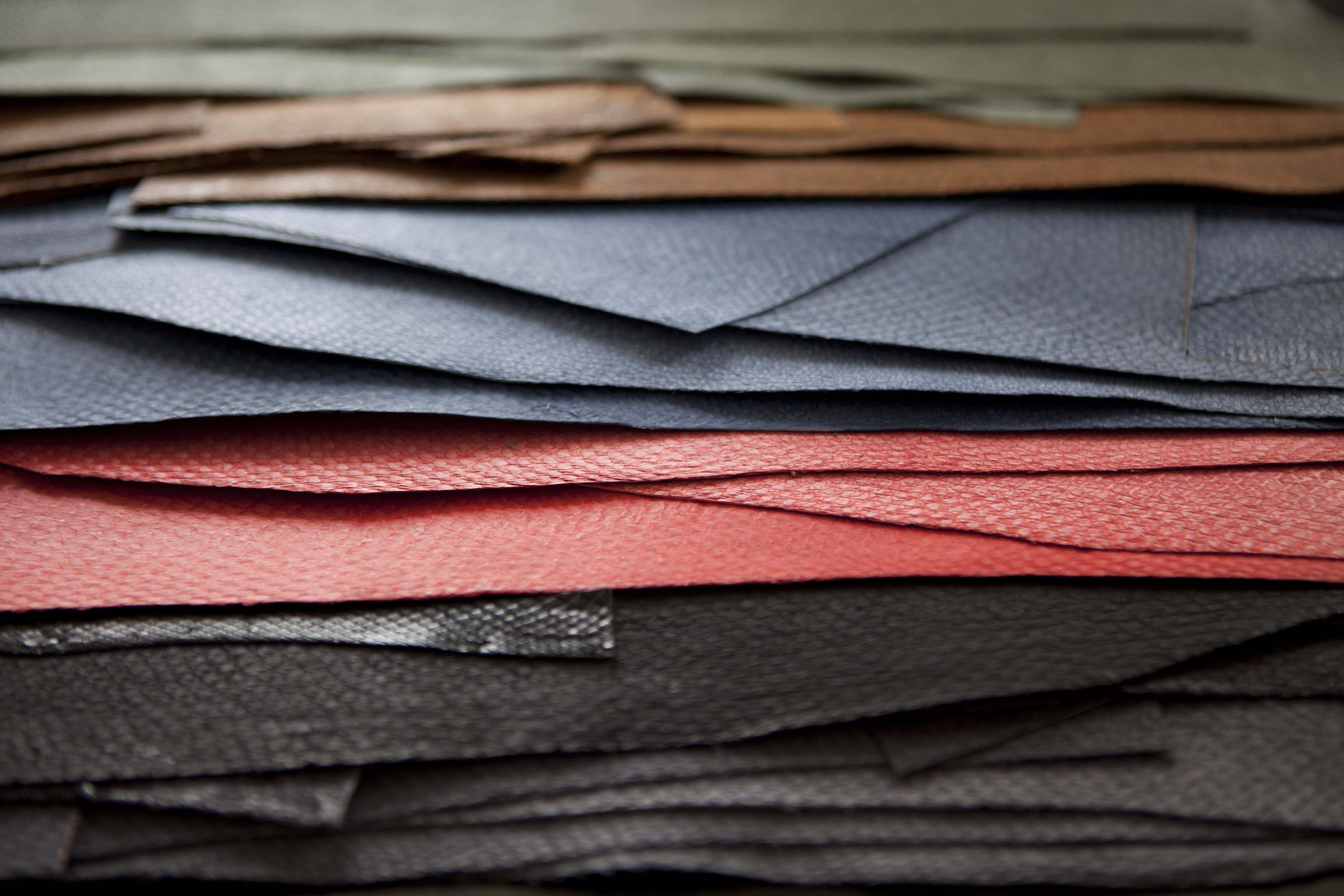 Lachsleder/salmon leather