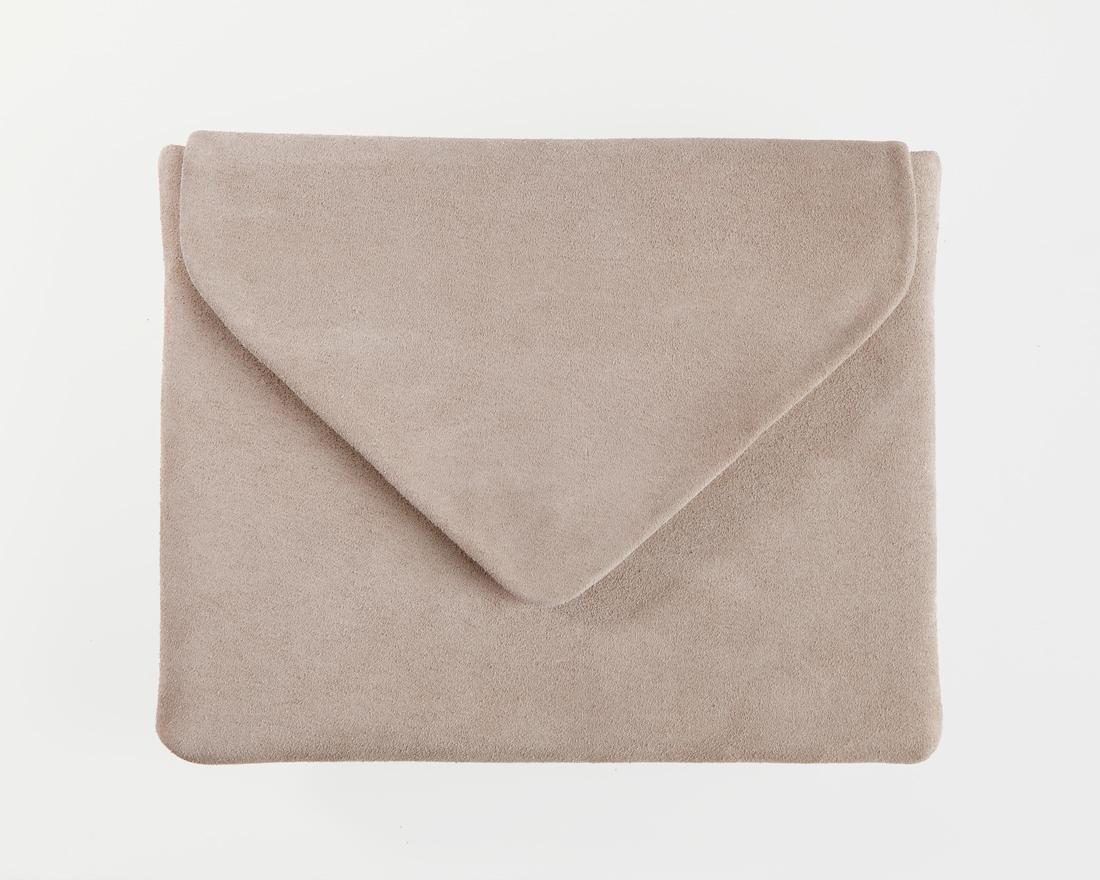iPad tasche wildleder