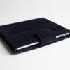 iPad-Tasche-Case-Hülle-Veloursleder-blau