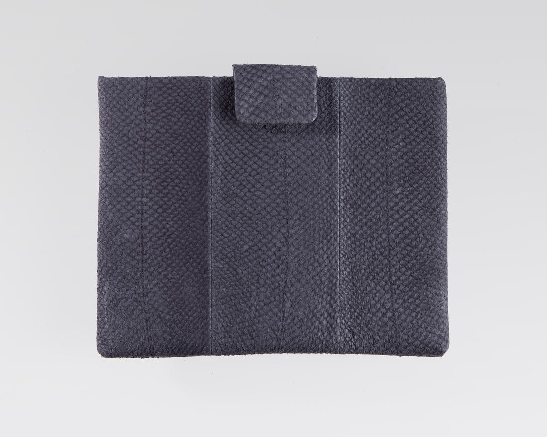 iPad-Tasche-Hülle-Case-Lachsleder-platin-grau/blau
