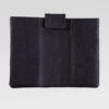 iPad-Tasche-Hülle-Case-Lachsleder-schwarz