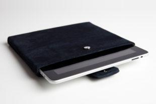 Leder iPad Mini Hülle