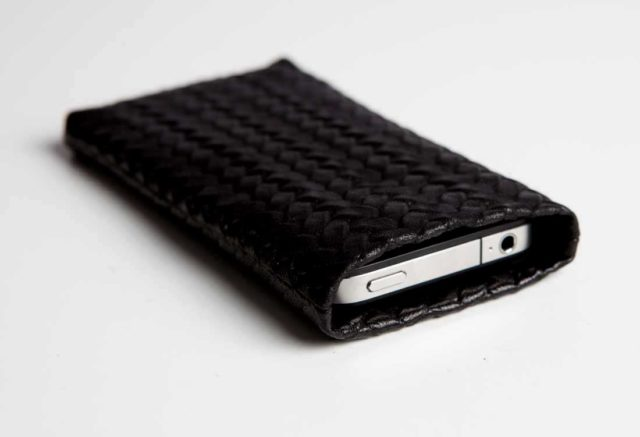 iPhone 12 Mini Leather cases