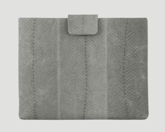 iPad case Lachs grey Lapaporter