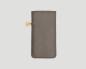 iPhone 7 Hülle aus Leder grau