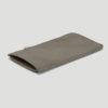 iPhone 6S huelle aus leder grau
