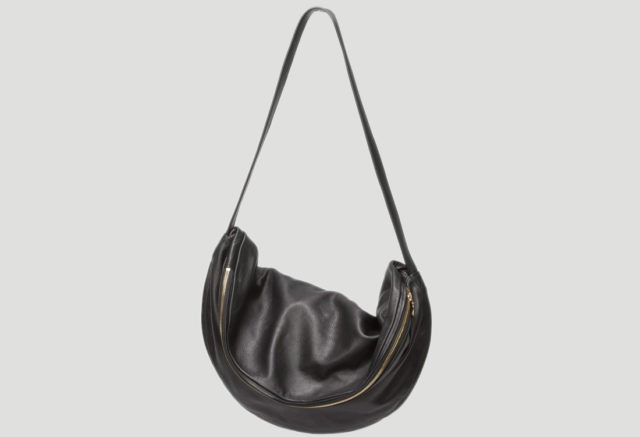 Leather Circle Bags