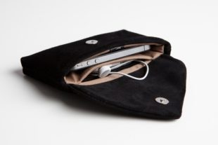 Leather Smartphone Clutches