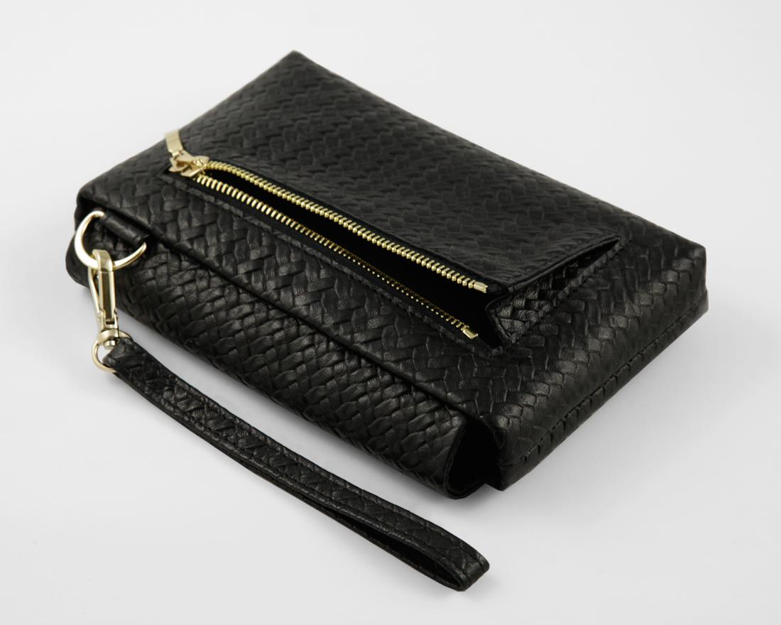Leder Portemonnaies Damen