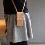 iPhone Tasche iPhone case iPhone hülle zum umhängen aus Leder