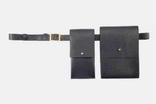 Waist bag, belt bag, fanny pack, phone case with belt, Gürteltasche, Hüfttasche, handytasche mit Gürtel, hip bag, leder, leather