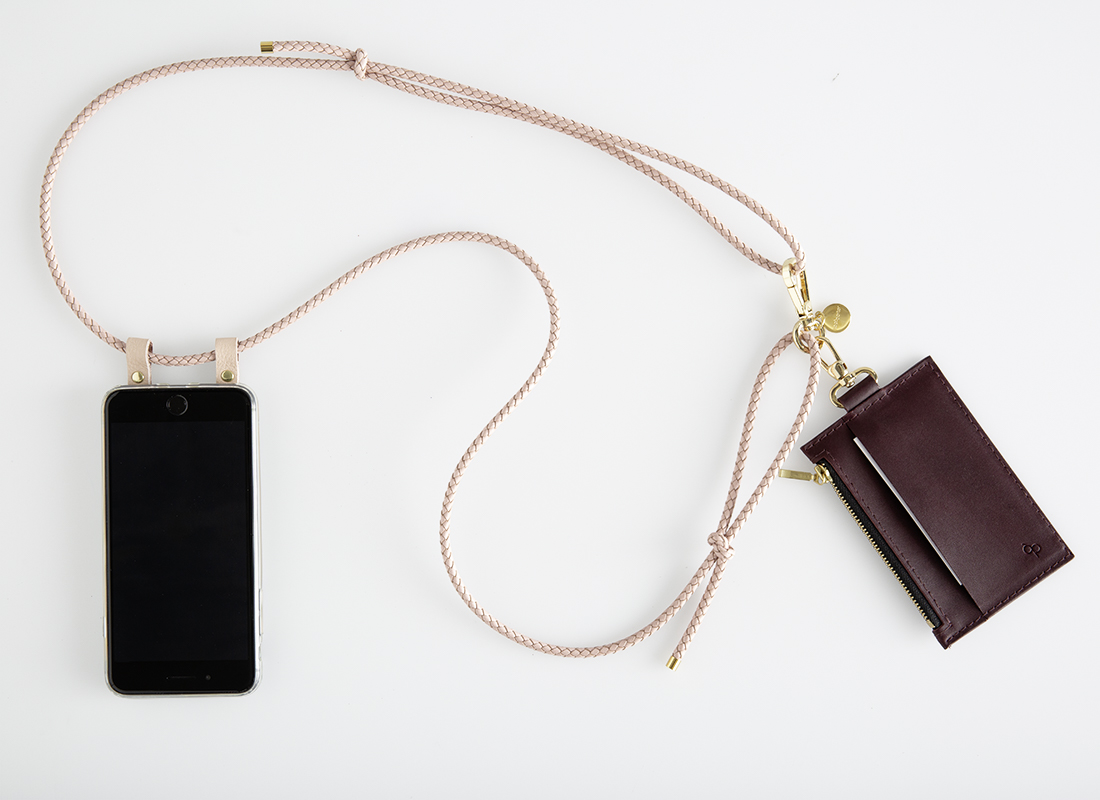 wallet, leather, lederportemonnaie, leather cord, lederkordel, vegetable tanned, add-on, crossbody wallet, zum umhängen