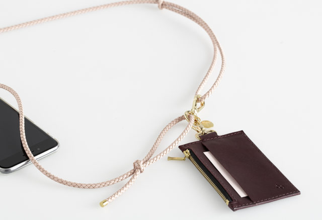 Crossbody iPhone case, iPhone necklace - Add-ons