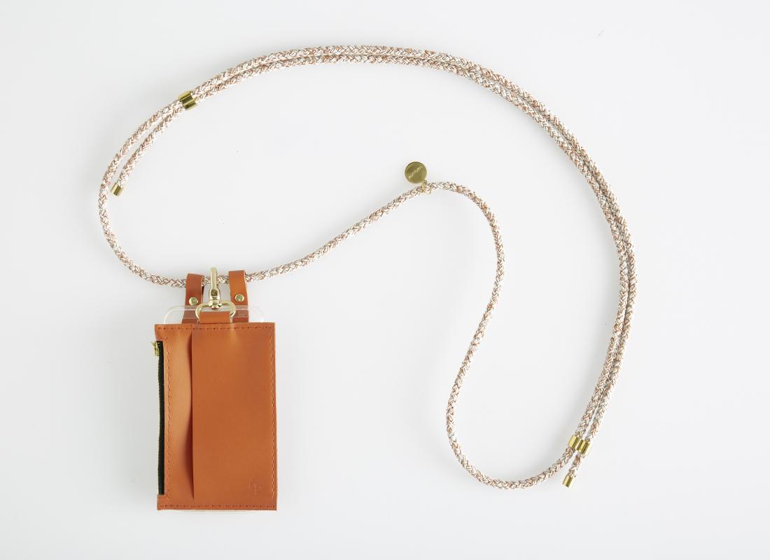 wallet, leather, lederportemonnaie, leather cord, lederkordel, add-on, crossbody wallet, zum umhängen
