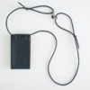 leder tasche, mini, zum umhängen, crossbody, leder, leather, vegetable tanned, bag, tasche, iphone, smartphone, handytasche