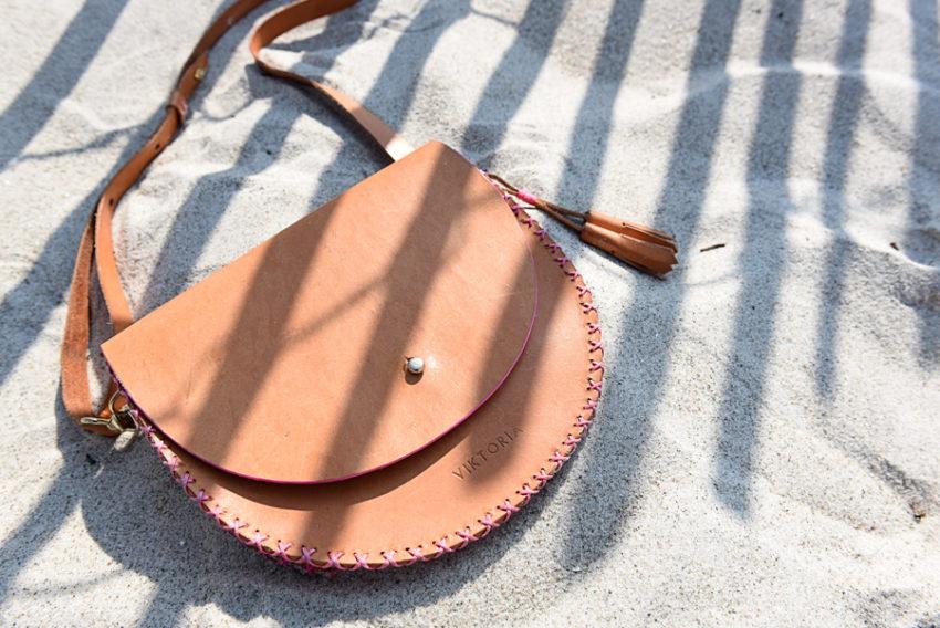Kindertasche Leder Kinderrucksack Mädchen Kindergartentasche kids bag