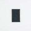 kleines Lederportemonnaie Dunkel Blau, small leather wallet dark blue
