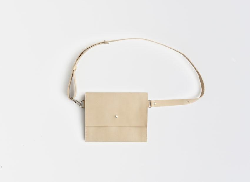 Gürteltasche, Leder, natur , Hüfttasche, fanny pack, leather, belt bag,