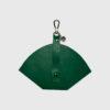 maskentasche-Leder-grün